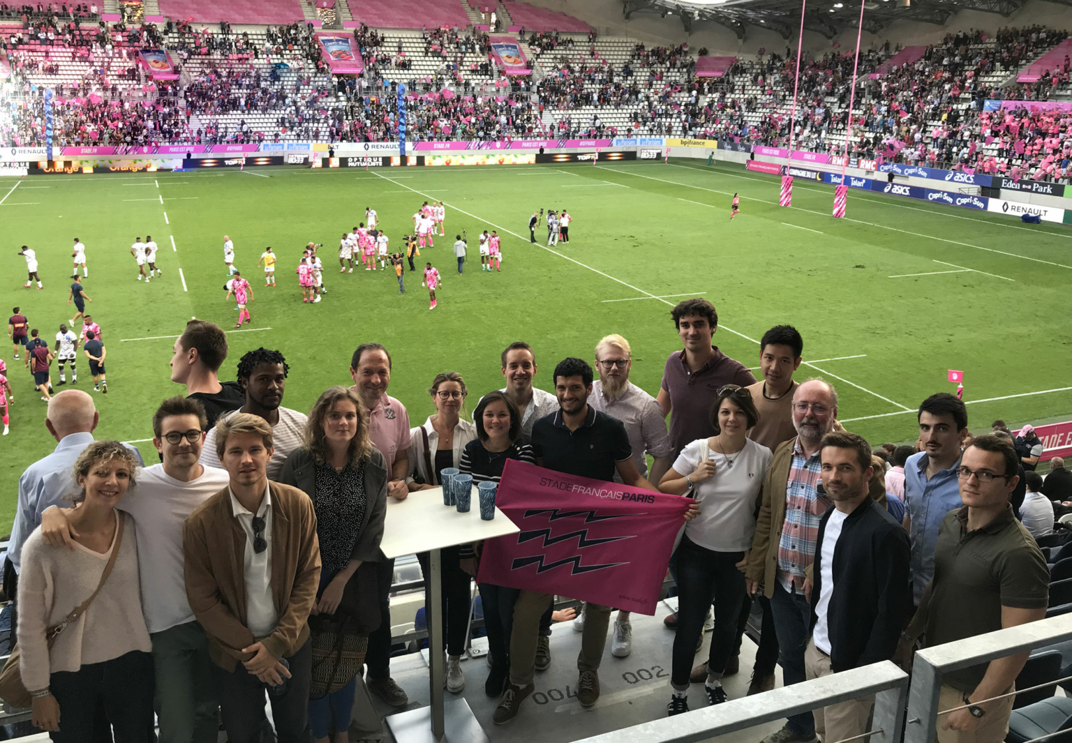 RUGBY-PARIS