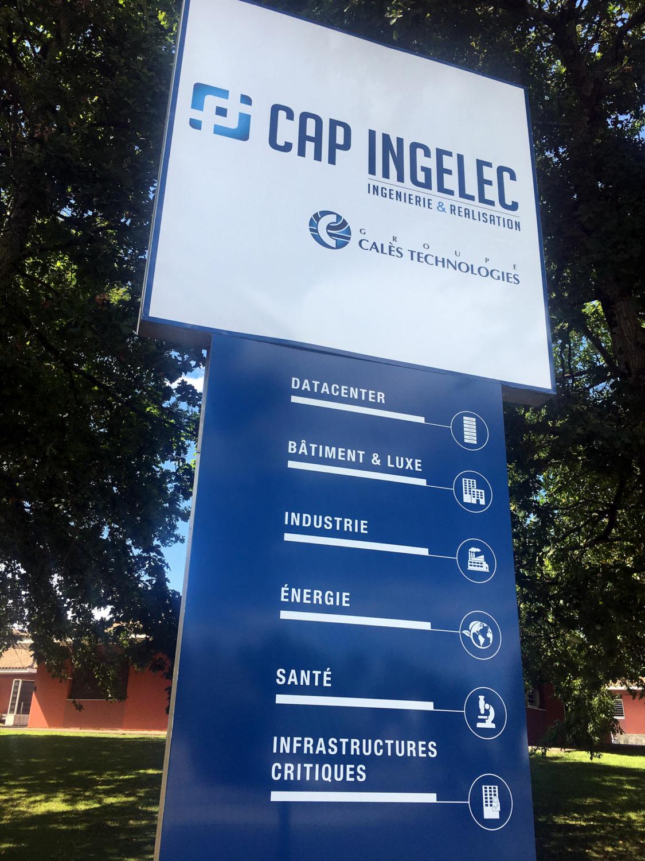 siege CAP INGELEC